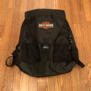 Harley-Davidson Large Backpack NWOT